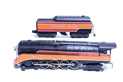 Nice Lionel O Gauge Southern Pacific 4449 Daylight Engine & Tender