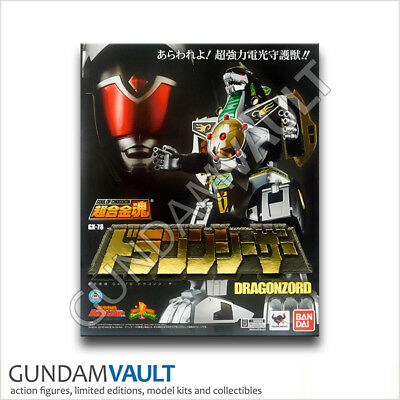 NEW Soul of Chogokin GX-78 Dragonzord Power Rangers Action Figure Bandai
