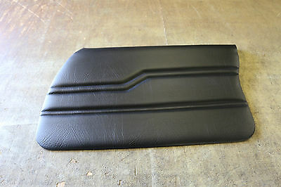 Holden Front Door Trim Cards (Black) suits HQ, HJ, HX and HZ