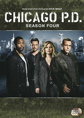Chicago P.D. PD : Season 4 : NEW DVD