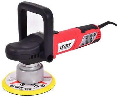 Electric Polisher Kit Dual Action Random Orbital 6 In Variable Speed Auto Detail