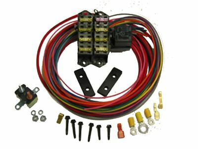 Painless Wiring 70107 CirKit Boss Fuse Block