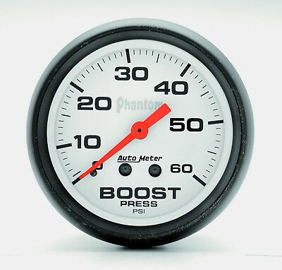AutoMeter 5705 Phantom (R) Gauge Boost