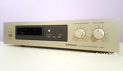 Pioneer Rg-9 Dynamic Processor Vintage 1982 Champagne Gold