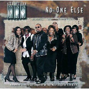 KURT CARR SINGERS - No One Else - CD