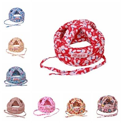 USA Kids Infant Baby Toddler Safety Helmet Head Protection Hat  Walking Crawling