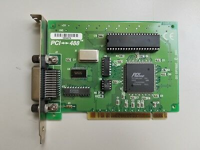 *VB Best Offer* CEC PCI-488 GPIB Karte *TOP*