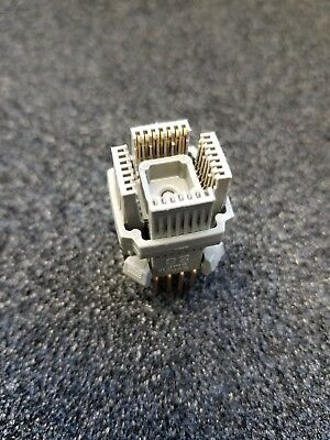 *VB Best Offer* PLCC Quad Clip 28 Pin Test Adapter