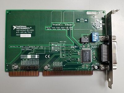 *VB Best Offer* National Instruments AT-GPIB / TNT ISA 181030E-01