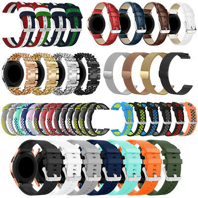 Replacement Watch Strap Bracelet Wrist Band For Samsung Galaxy Watch 42mm/46mm