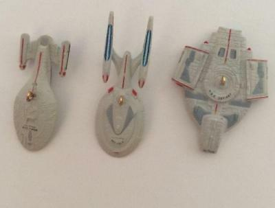 2001 Starfleet Legends Hallmark Ornament Deep Space Nine Star Trek