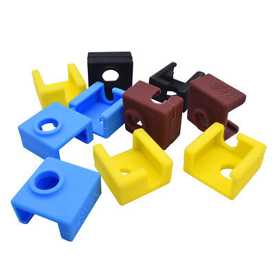 Silicone Sock Heater Block Cover For 3D Printer MK7 MK8 Heated Extruder New #ur
