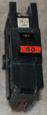 FPE 50 Amp 1-Pole Stab-Lok Type NA (Thick) Federal Pacific Breakers NA150