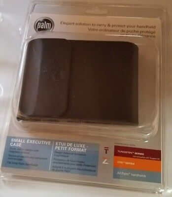 Palm Small Executive PDA Case  Carry & Protect Handheld Magnetic Close NEW  2-18