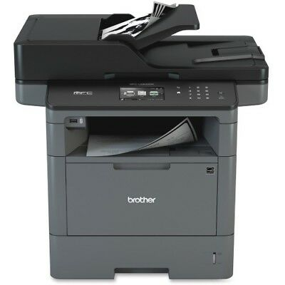 NEW Brother MFCL5900DW MFC-L5900DW Laser All-in-one Printer 3.7-in Multifunction