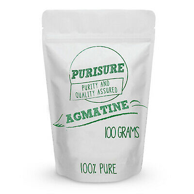 Purisure Agmatine Sulfate Powder 100% Pure Energy and Strength Booster