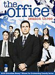 The Office: Season Three DVD, Ed Helms, John Krasinski, Jenna Fischer, Steve Car