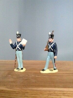 Series 2 Warriors of the World Mexican War US Marx Soldiers