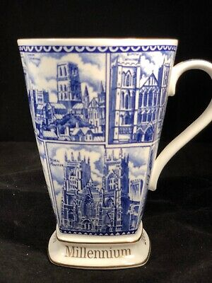 Choice Of Boxed Ringtons Ware Blue And White  Willow Story. Maling Replicas