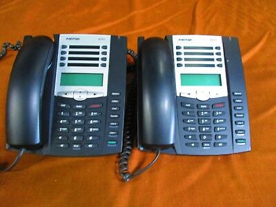Lot of 28 AASTRA 6731i Charcoal IP Office Phone See Details for Specifications