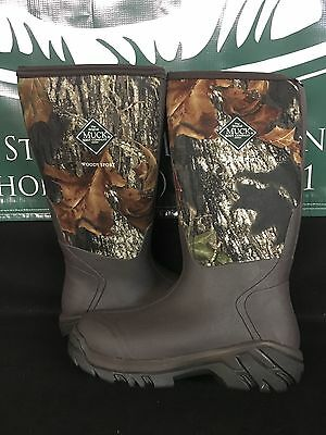 Muck Boot Co. Woody Sport Mossy Oak Men Women Sizes WD2-MOCT BRAND NEW