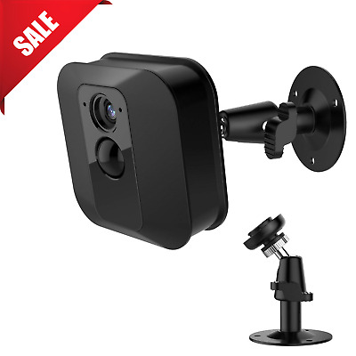 Blink XT Camera Wall Mount Bracket Indoor Outdoor Home Security System Black