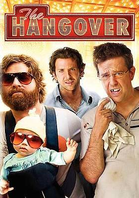 The Hangover (Rated Single-Disc Edition) DVD, ,