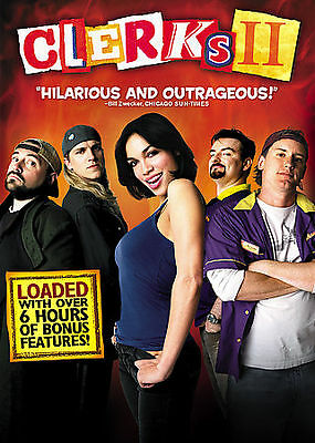 Clerks II (Two-Disc Widescreen Edition) DVD, Jennifer Schwalbach Smith, Shannon