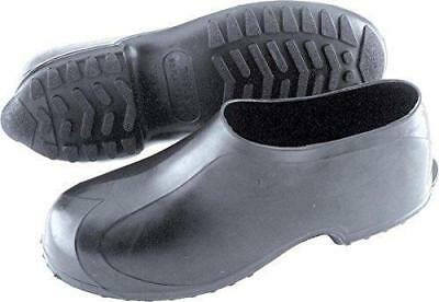 TINGLEY Men's High Top Work Rubber Stretch Overshoe,Black XL (11-12.5 US Mens)