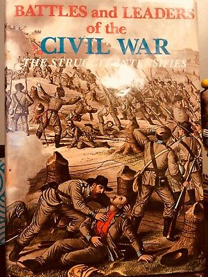 Battles and Leaders of the Civil War Volumes 4 Retreat With Honor