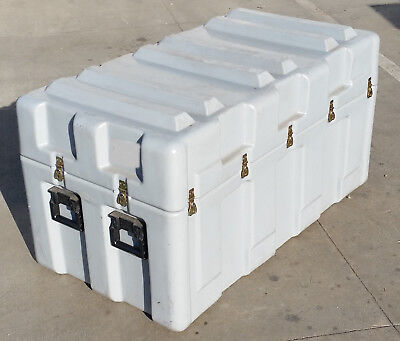HARDIGG 49x24x24 Shipping Container Hard Case Waterproof Military Grade