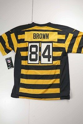 antonio brown bumblebee jersey youth