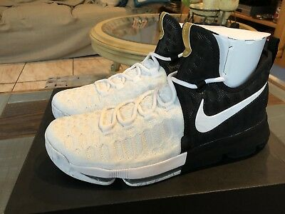 super popular f7408 ed4f7 NIKE ZOOM KD 9 BHM BLACK HISTORY MONTH DURANT 860637-100 size 13 what the  PE LE