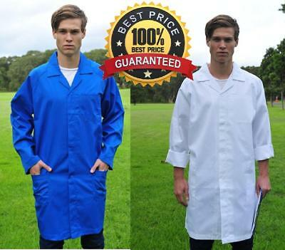 Dust Coat, Lab Coat for Medical Clinic Healthcare, Factory, Lab & Food Industry