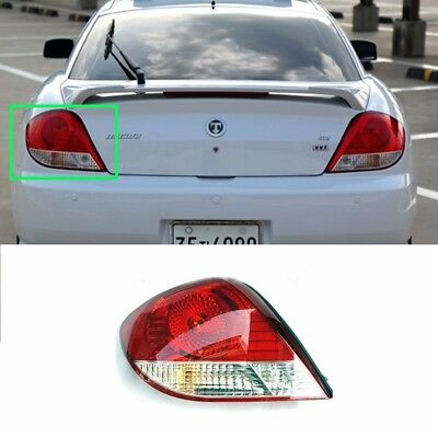 Rear Licence Plate Light Lamp OEM Parts for 2003-06 Tiburon Coupe
