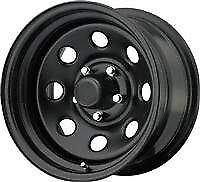 "Pro Comp Series 97 Wheel with Flat Black Finish (15x8""/5x4.5"")"