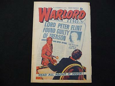 Warlord comic issue 12 (LOT#1416)