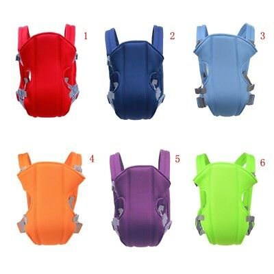 Newborn Infant Baby Carrier Breathable Adjustable Wrap Sling Backpack Pouch Ring
