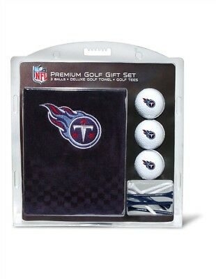 Team Golf 33020 Tennessee Titans Embroidered Towel Gift Set. Shipping Included