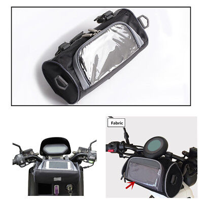 Front Motorcycle Windshield Bag Electric Car Fork Container Storage Tool Bag