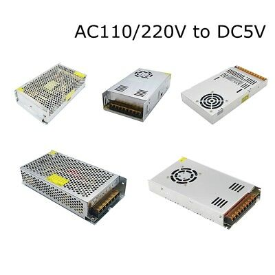 AC110/220V to DC 5V Switch Power Supply Driver Adapter Switching Transformer