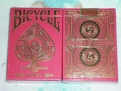 1 deck Bicycle Syzygy Gold Edition by Elite Playing Cards S102896-乙間B2
