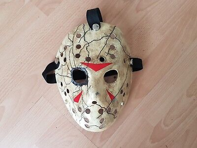 Friday the 13th Jason Voorhees Mask Prop