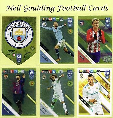Panini FIFA 365 2019 ☆☆☆☆☆ TEAM MATE / FANS ☆☆☆☆☆ Football Cards #10 to #81