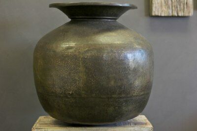 NEW Old Indian copper pot