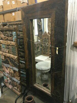 NEW Rustic Mirror - large