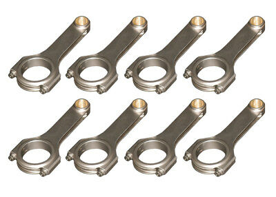 Eagle 6.135 in. Forged H-Beam Connecting Rod BBC 8 pc CRS61353D