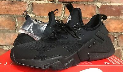 buy online a5b8b e364e ... good nike air huarache drift uk6 us7 eu40 triple black ah7334 003  trainers sneakers 043ce 6fdb4