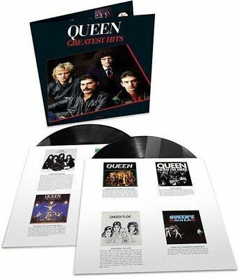 Queen ‎– Greatest Hits Vol. I 2LP Vinyl NEW!