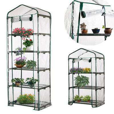 Green House Mini Portable Outdoor Warm Greenhouse Flower Plants Gardening Covers